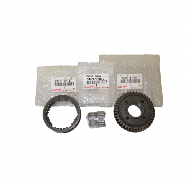Genuine Toyota Rav4 5th Gear Repair Kit, 41 Teeth, 3 Piece Kit 33336-42020, 3333642020